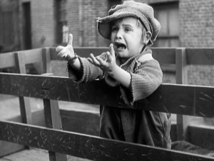 El Chico (Charles Chaplin, 1921) (II): niños robados