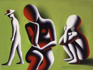 Mark KOSTABI - IN EVERY OTHER ENDLESS DIRECTION (2007)