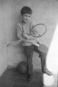 1971 Javier deportista