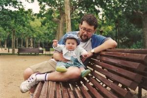 1998 (05) Esther y papa