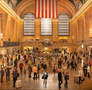 Stone Roberts - grand central terminal
