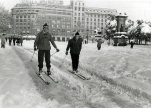 barcelona nevada 1962