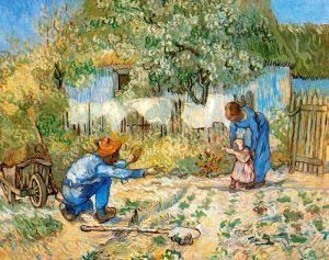 Van Gogh - Los primeros pasos (1890)