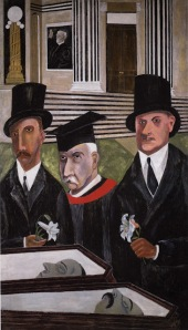 Ben Shahn - The passion of Sacco and Vanzetti (1931)