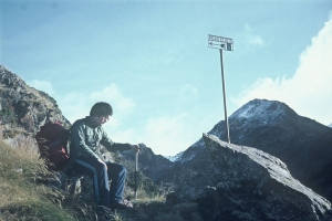 1980 Javier en la montaña 01