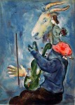 Chagall - Spring (1938)