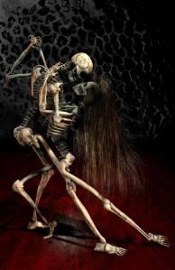 baile esqueletos