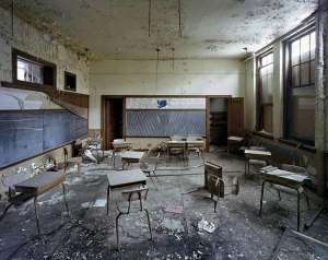 Classroom, St Margaret Mary School