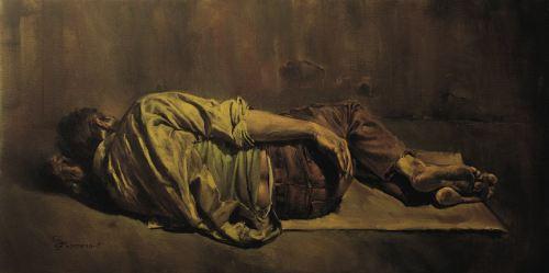 Morteza Katouzian - on the pavement (1984)