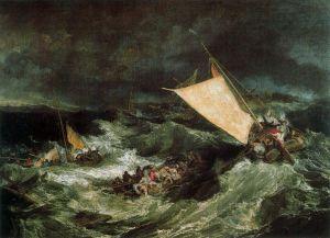 Turner - naufragio (1805)
