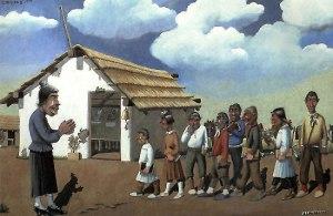 molina campos - escuela criolla