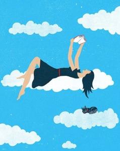 leer en las nubes