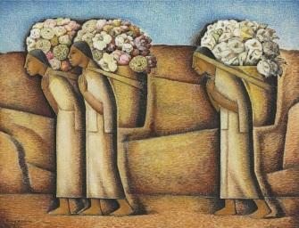 Alfredo Ramos - Las floreras