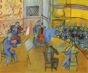 Raoul Dufy - El Quinteto