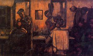 Solana - barbería de pueblo (1925)