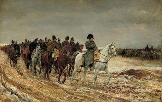Ernest Meissonier - Campagne de France (1864)