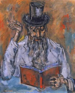Max Weber - Rabino (1919)