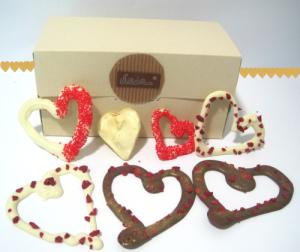 2014 (02) Corazones chocolate Laia