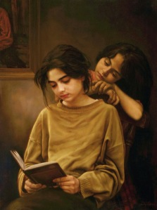 Iman Maleki - Sisters and a book
