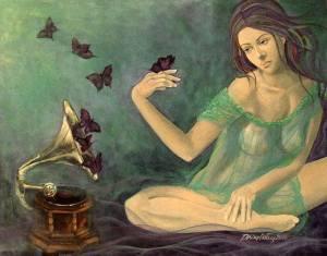 Poesía breve y triste de Cecilia Casanova