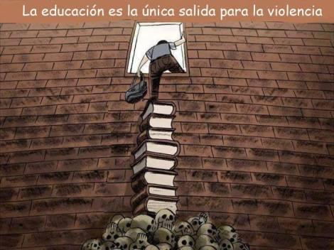 educación y violencia
