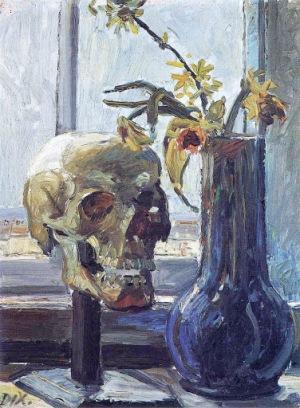 Otto Dix - florecer y marchitarse (1911)