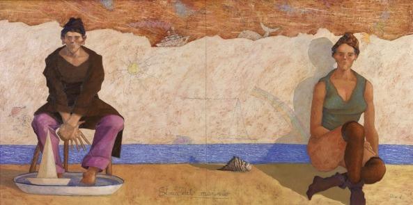 Giampaolo TALANI - Storia del marinaio (1994)