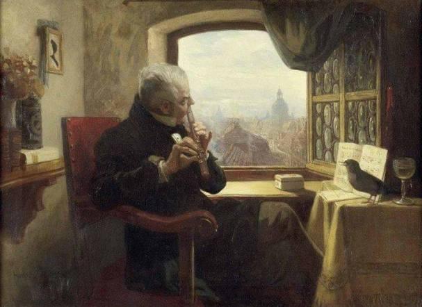Johannes Gabriel Jentzsch - The Duet (1923)