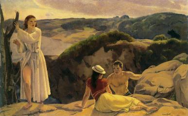 Leon Kroll - Cape-Ann (1935)