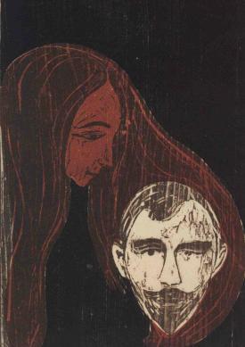 Munch - Mannenhoof (1863)