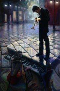 Mark keller Echoes of a melody - Tutt'Art@