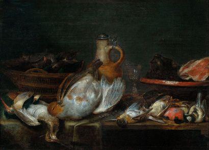 Alexander Adriaenssen - Still life