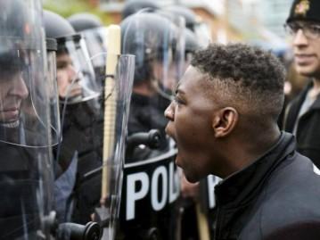 Baltimore-protestas