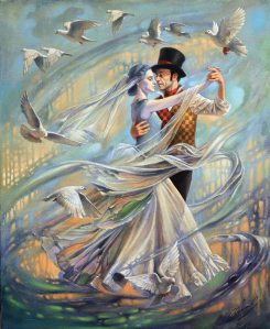 Michael Cheval - Dance with the wind (2005)