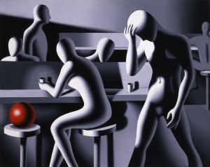 Mark KOSTABI  - THE PLACEBO PALACE