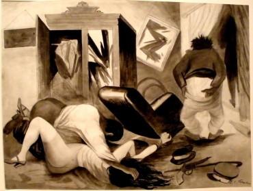 Orozco - la violación