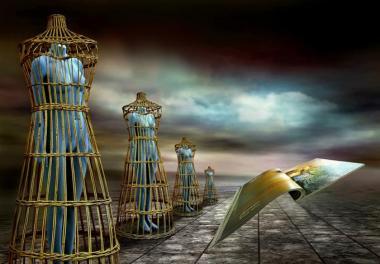 Ben Goossens - prisioners of fashion