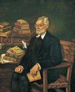 Solana - Retrato de Miguel de Unamuno (1936)
