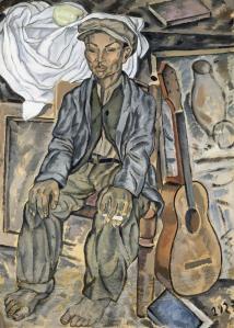 Dali - Gitano de Figueres (1923)
