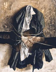 Eduardo Naranjo - manos atadas