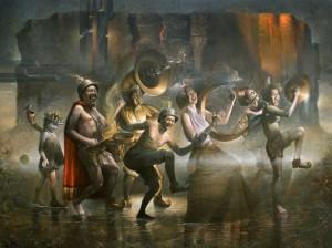 Jesus Villarreal - Los locos de Dios (2013)