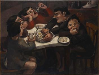 Angela Santos - cena familiar (1930)