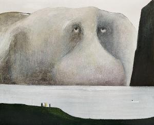 Albert Bertelsen - Norwegian Troll Mountain