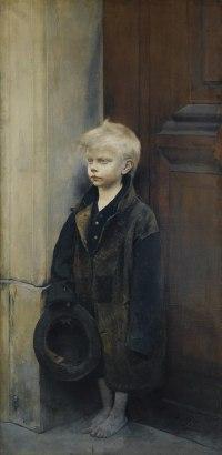 Fernand Pelez - Little Beggar