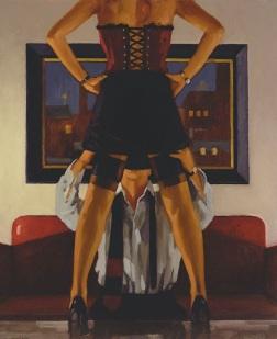 Jack Vettriano - Devotion