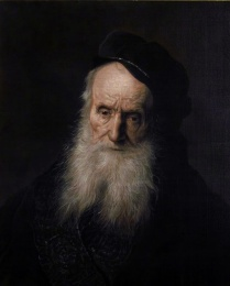 Jan Lievens - Another Old Man (1629)