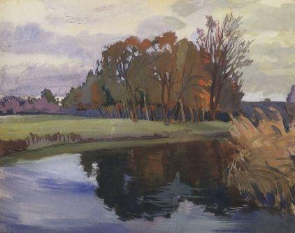 Zinaida Serebriakova - Summer (1910)