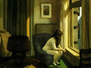 Edward Hopper - once de la mañana (1926)