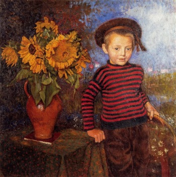 George Lemmen - Little Pierre