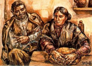 Vela Zanetti - matrimonio campesino (1978)
